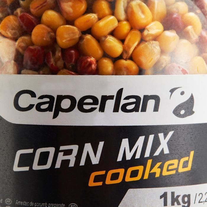 Graine pêche de la carpe CORN MIX 1,5L - 1131820