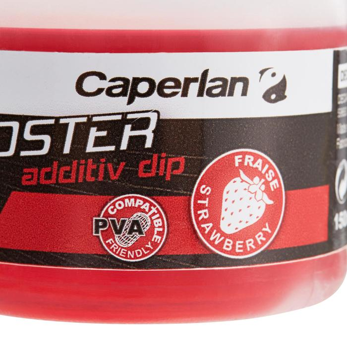 Additif pêche de la carpe GOOSTER ADDITIV DIP STRAWBERRY 150 ML