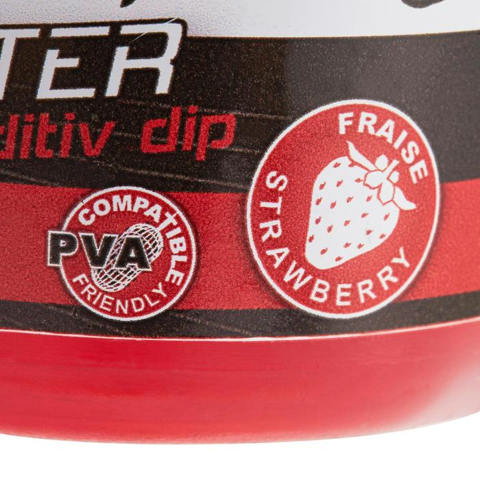 Additif pêche de la carpe GOOSTER ADDITIV DIP STRAWBERRY 150 ML - 1131843