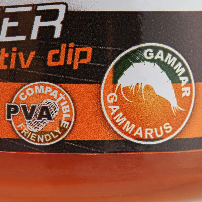 Additif pêche de la carpe GOOSTER ADDITIV DIP GAMMARUS 150 ML