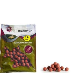 Natural Boilies Spicy Birdfood 14 mm, 1 kg