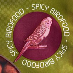 Boilies voor het karpervissen Natural Spicybirdfood 14 mm 1 kg