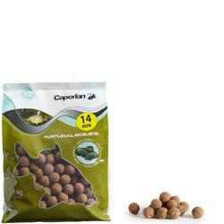 Natural Boilies Muschel 14mm, 1kg