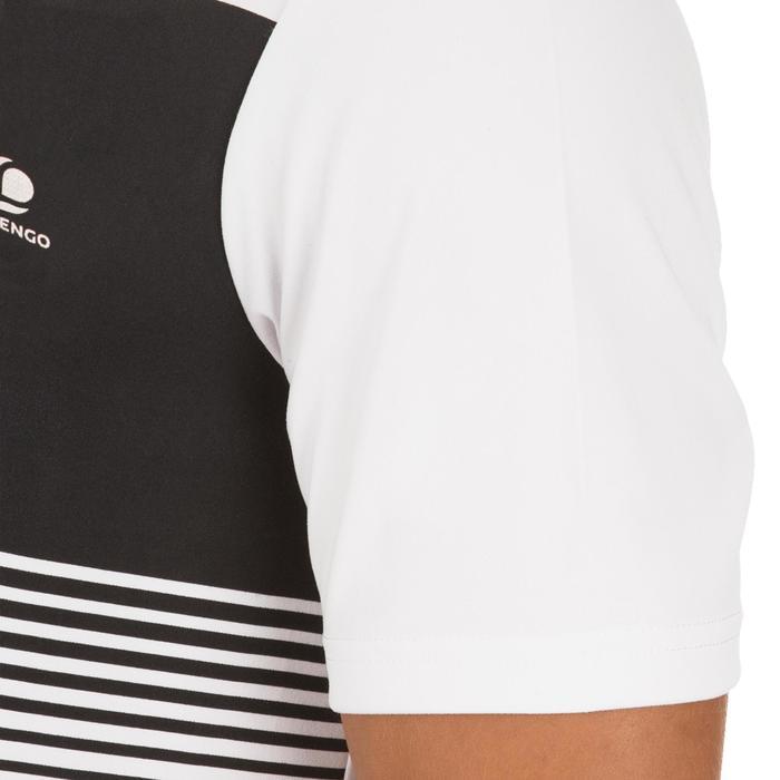 T-shirt tennis heren Soft 100 wit