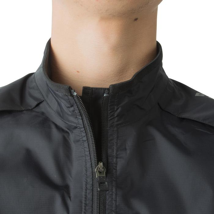 COUPE PLUIE VELO HOMME 500 FLUO SOFTLIME - 113205