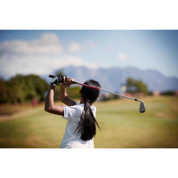Kit de golf para niños 8-10 años zurdo 500