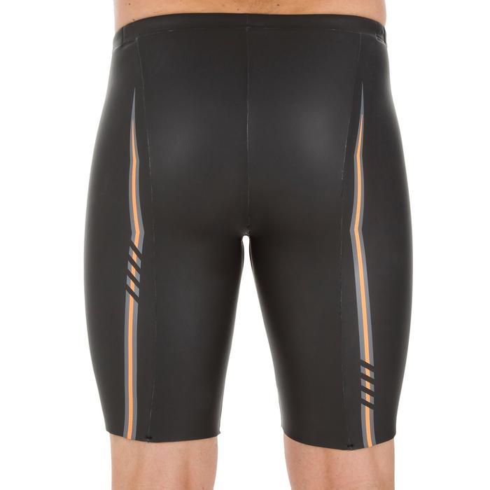 zwemkledij zwemmen heren Jammer 500 neopreen zwart Glidskin 4 mm