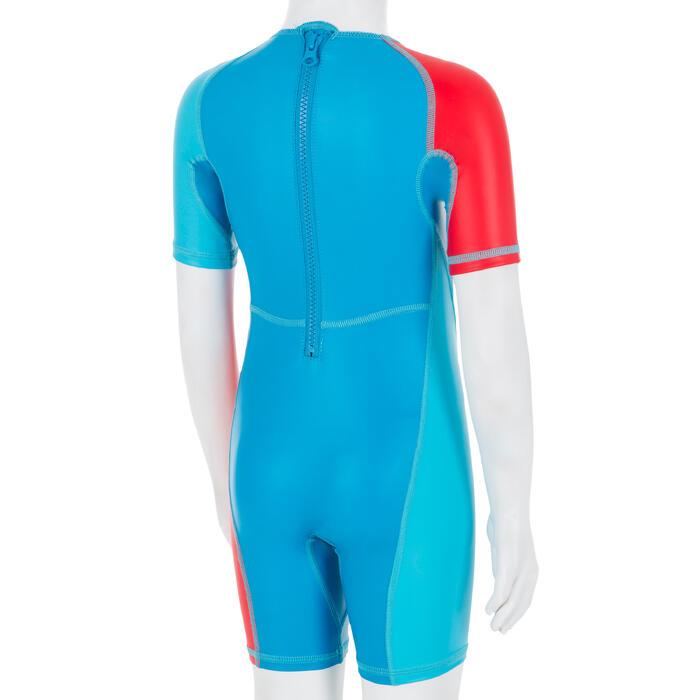 Zwemshorty voor peuters Kloupi print blauw