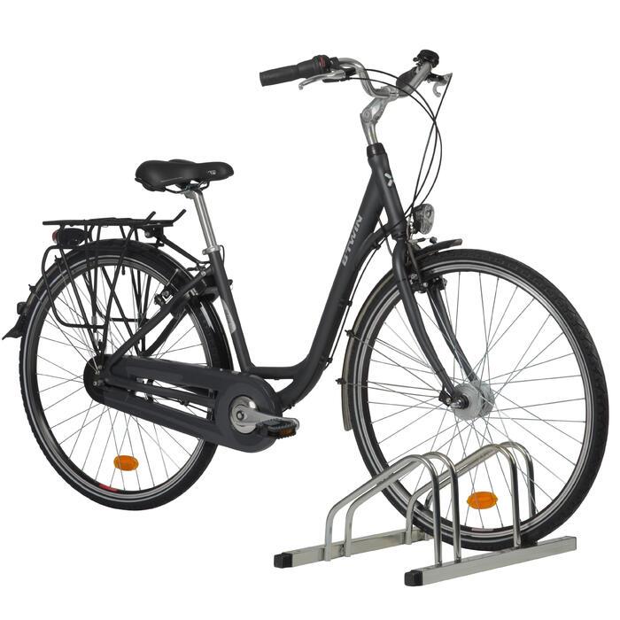 Fahrradständer für 2 Fahrräder erweiterbar