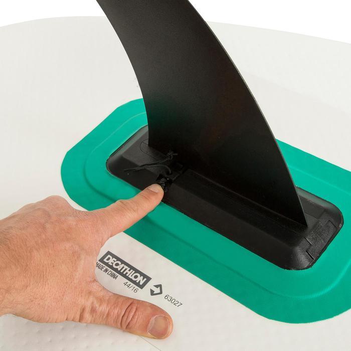 Opblaasbaar touring supboard voor beginners / 8'9 groen