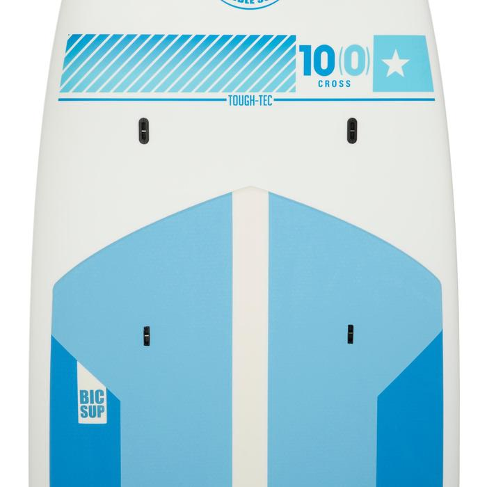 STAND UP PADDLE RIGIDE CROSS TOUGH 10' - 195 L - 1132516
