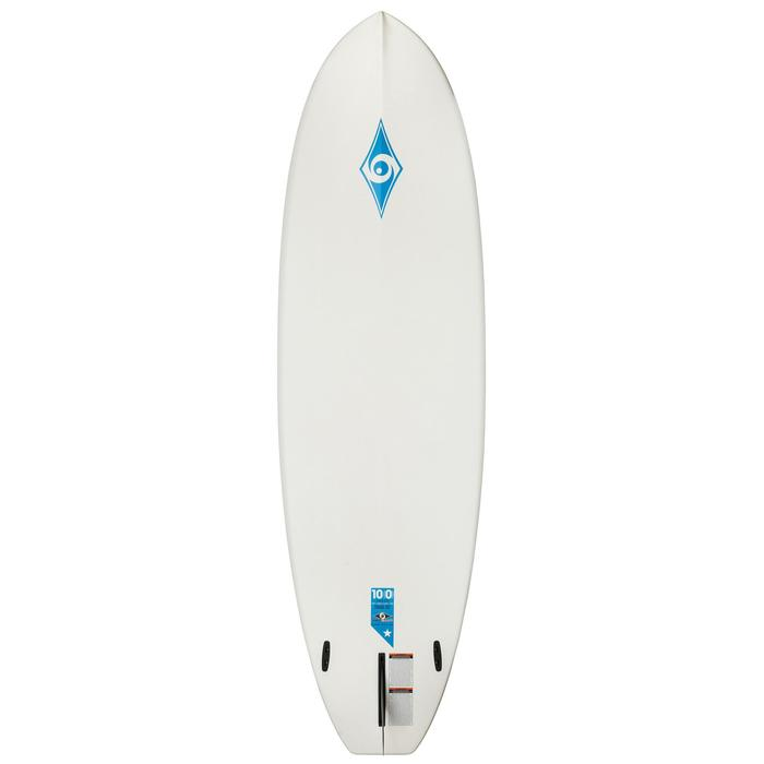 Hard supboard Cross Tough 11' - 260 l