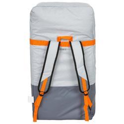 "SUP-Board Stand Up Paddle aufblasbar Touring 500 / 12'6 -29"" orange"