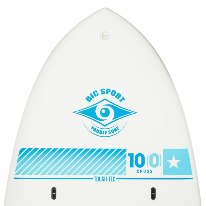STAND UP PADDLE RIGIDE CROSS TOUGH 10' - 195 L - 1132544