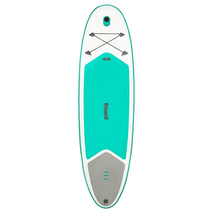 Inflatable Stand-Up Paddle Board or Kayak Fin No Tools Required - Black