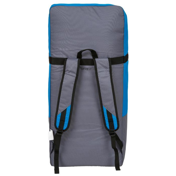 Mochila De Transporte para Stand Up Paddle Itiwit   SUP ALLROUND Azul