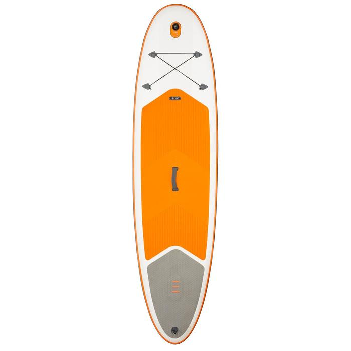 STAND UP PADDLE GONFLABLE RANDONNEE 100 / 9'8 ORANGE - 1132591