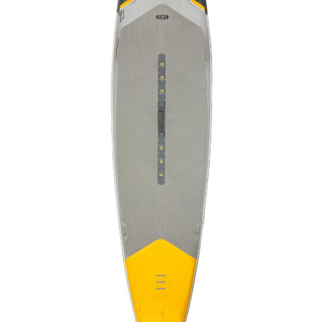 "500 Touring Inflatable Stand-Up Paddle Board 12'6 - 32"" - Yellow"