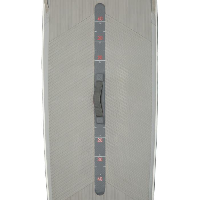 "STAND UP PADDLE GONFLABLE RANDONNEE COURSE 500 / 12'6-26"" ROUGE - 1132673"