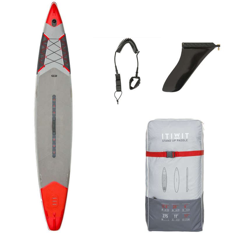 TOURING INFLATABLE SUP - Inflatable SUP 12'6-26