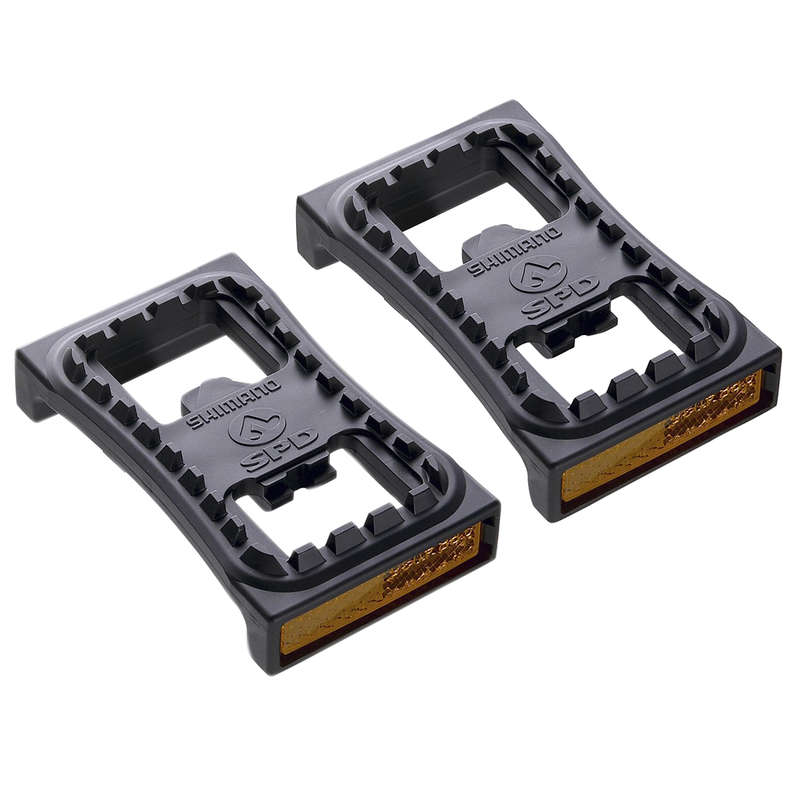 MTB PEDALS & CLEATS Cycling - SMPD22 AUTO BIKE PEDALS ADAPTOR SHIMANO - Bike Parts