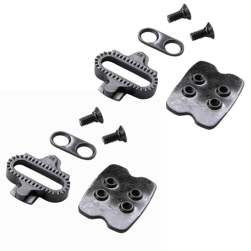 MTB Pedalen und Zubehör Radsport - Schuhplatten Shimano SPD SHIMANO - Fahrradteile