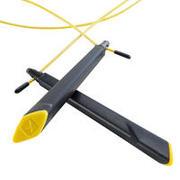 100 Speed Adult Skipping Rope - Kuning