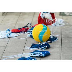 Lot de 13 bonnets water polo adulte blanc
