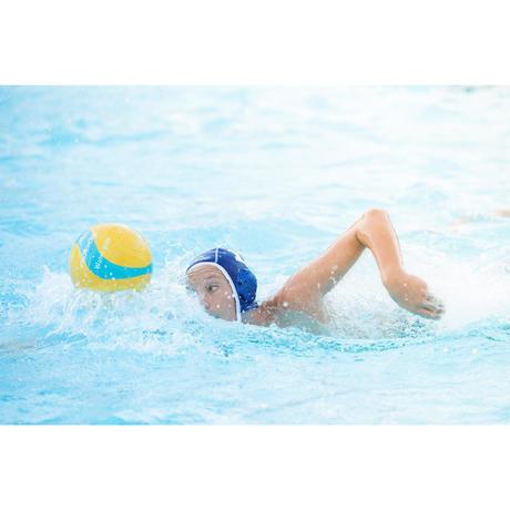 Lot 13 bonnets water polo adulte entrainement bleu. Previous. Next