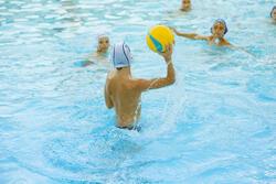 Set van 13 badmutsen voor waterpolo, volwassenen training - 1133067