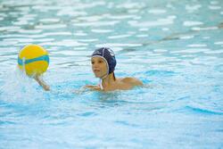Set van 13 badmutsen voor waterpolo, volwassenen training - 1133076