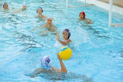 Set van 13 badmutsen voor waterpolo, volwassenen training - 1133079