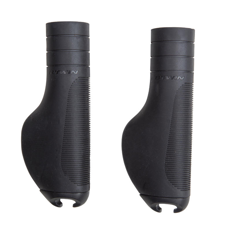 City 500 Ergonomic Handlebar Grips
