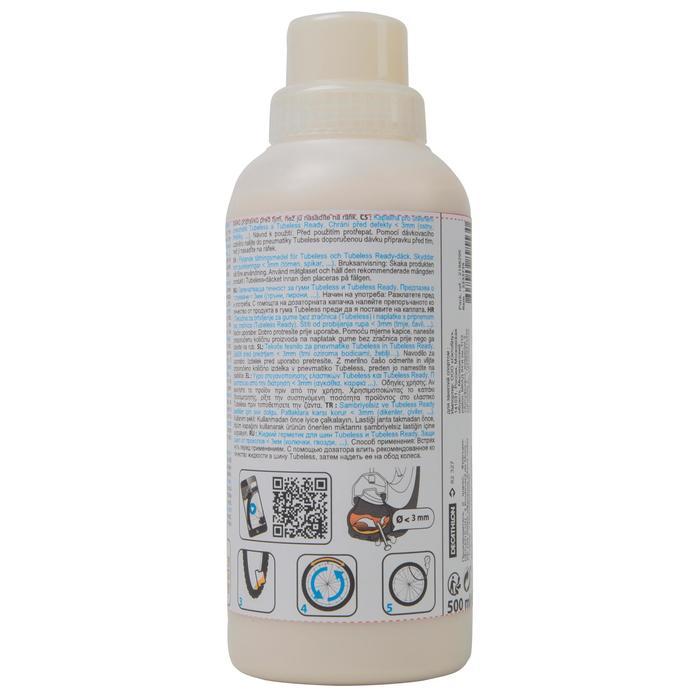 Pannenmilch für Tubeless- und Tubeless Ready-Reifen