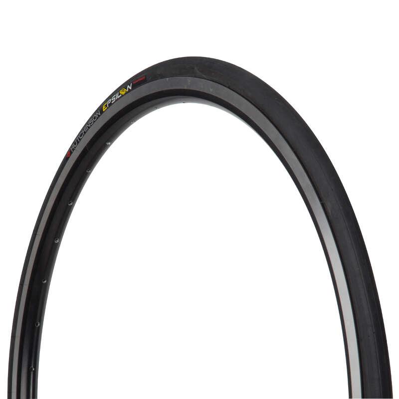 TYRES Cycling - 700x25 Epsilon Reinforced Road Bike Tyre HUTCHINSON - Cycling