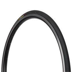 Fahrradreifen Faltreifen Rennrad Epsilon Reinforced 700x25 (25-622) schwarz/grau