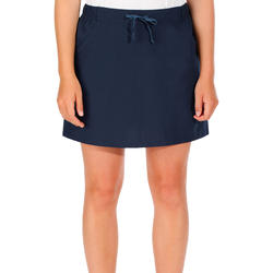 Skort NH100 Women's Country Walking - Navy