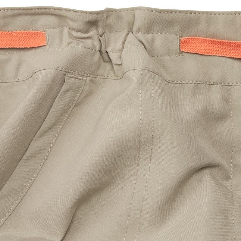 Women's Hiking Shorts Forclaz50 - Beige