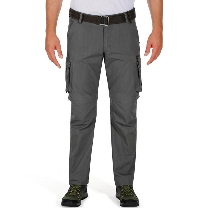 Pantalon modulable TRAVEL 100 HOMME - 1133264