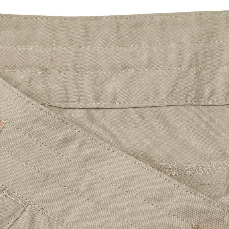 Forclaz 50 Women's Walking Shorts - Beige