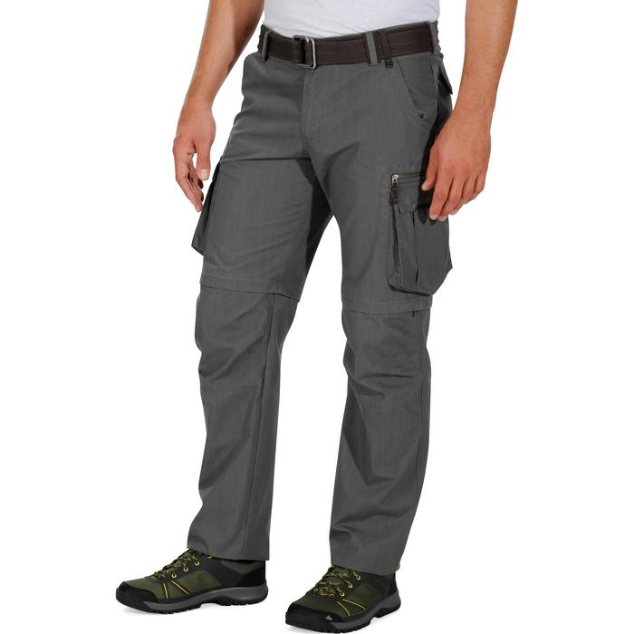 Pantalon modulable TRAVEL 100 HOMME - 1133280