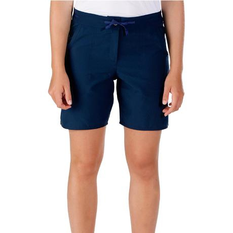 Arpenaz 50 Women's Hiking Shorts - Navy Blue | Quechua