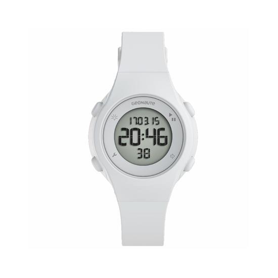 Digitaal sporthorloge voor dames en kinderen W500 S Swip, stopwatch - 113333