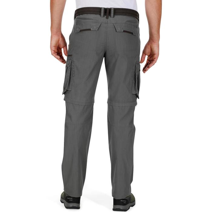 Pantalon modulable TRAVEL 100 HOMME - 1133418