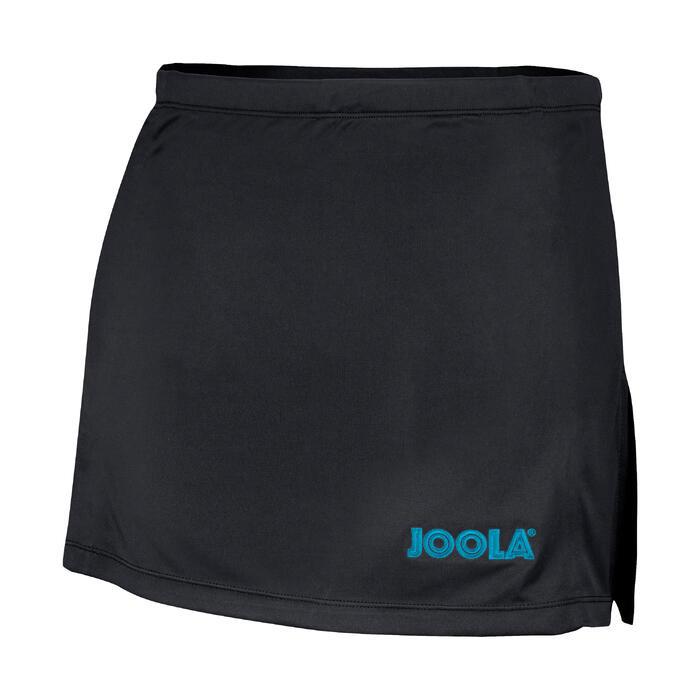 Rokje voor tafeltennis Joola Mara zwart/petrol