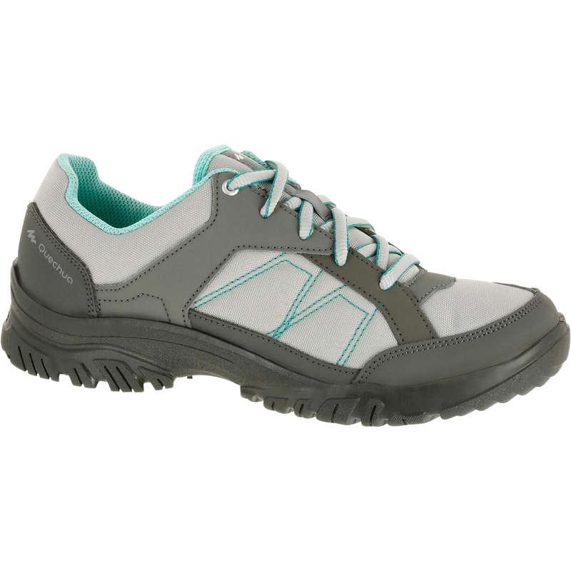 ЖЕНСКАЯ ОБУВЬ/ прогулки на природе Большие размеры - Обувь ARPENAZ 50 ЖЕН. QUECHUA - Большие размеры