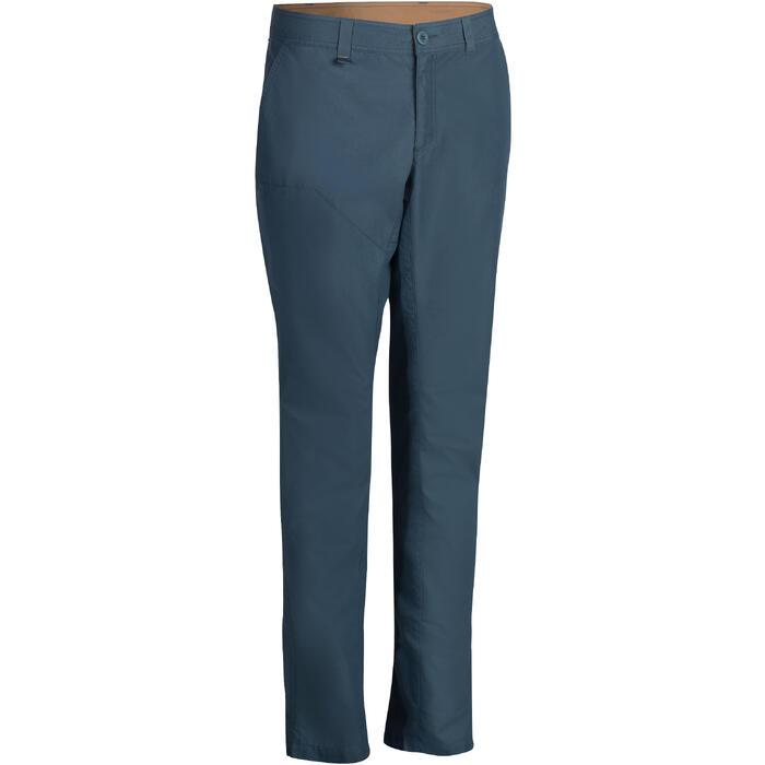 Pantalon randonnée nature homme NH500 gris foncé - 1133504