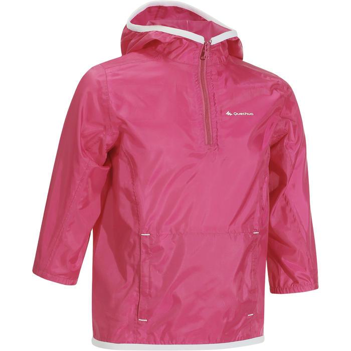 Veste imperméable de randonnée enfant Raincut - 1133517
