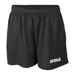 SHORT DE TENNIS DE TABLE JOOLA BASIC NOIR