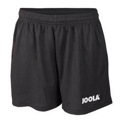 Short voor tafeltennis Joola Basic zwart